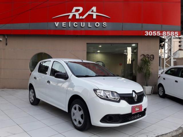 Renault sandero 2018 1.0 12v sce flex authentique 4p manual