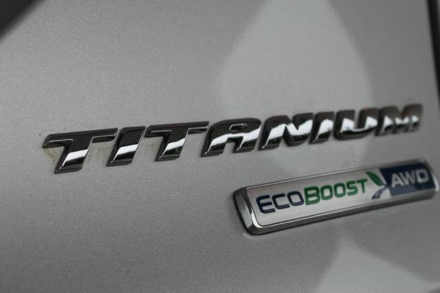 Ford Fusion 2.0 EcoBoost Titanium AWD (Aut) 2017-Impecável Único Dono-Baixa Quilometragem - Foto 3