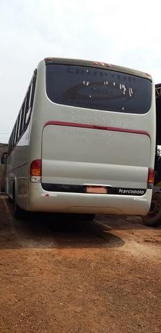 Onibus rodoviario motor dianteiro g6 1721 - Foto 2