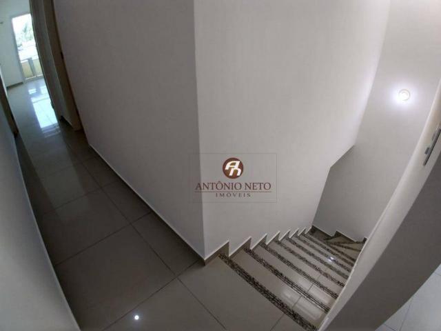 Casa duplex com 3 dormitórios sendo 2 suítes, 2 banheiros, a venda,  por R$ 310.000 - Mess - Foto 12