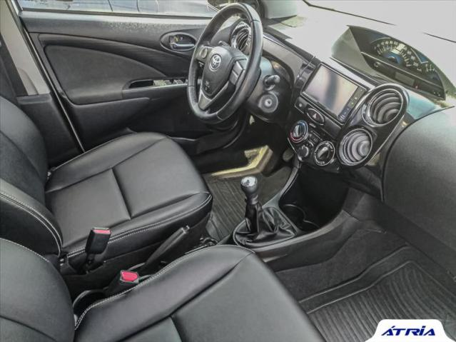 Toyota Etios 1.5 Xls Sedan 16v - Foto 5