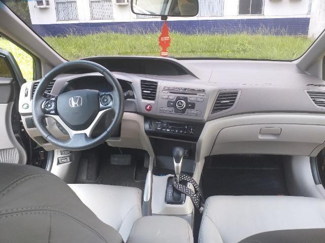 Honda Civic LXS 13/14 - Foto 9