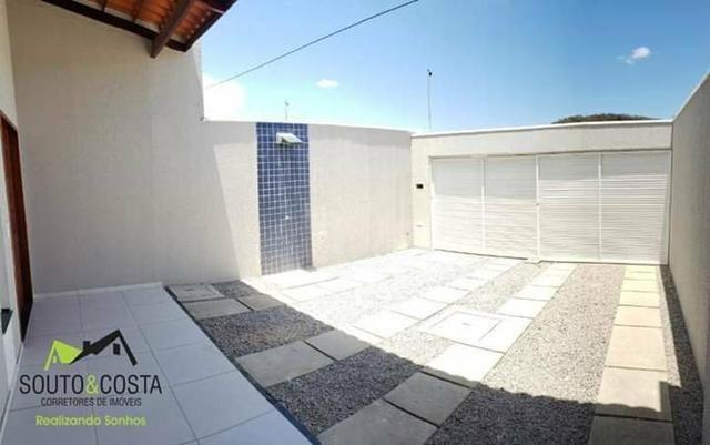 Casa com 3 Qts(suite) Documentação GRÁTIS !!! Tele * - Foto 3