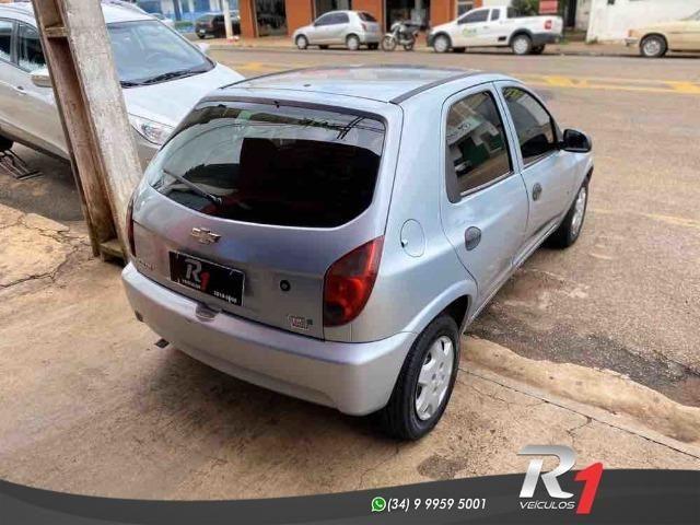 Chevrolet Celta Ls 1.0 Mpfi F.power 5p Flex 2011/2012 - Foto 3