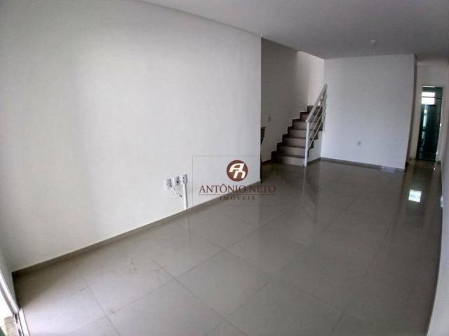 Casa duplex com 3 dormitórios sendo 2 suítes, 2 banheiros, a venda,  por R$ 310.000 - Mess - Foto 3