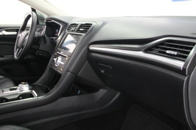 Ford Fusion 2.0 EcoBoost Titanium AWD (Aut) 2017-Impecável Único Dono-Baixa Quilometragem - Foto 10