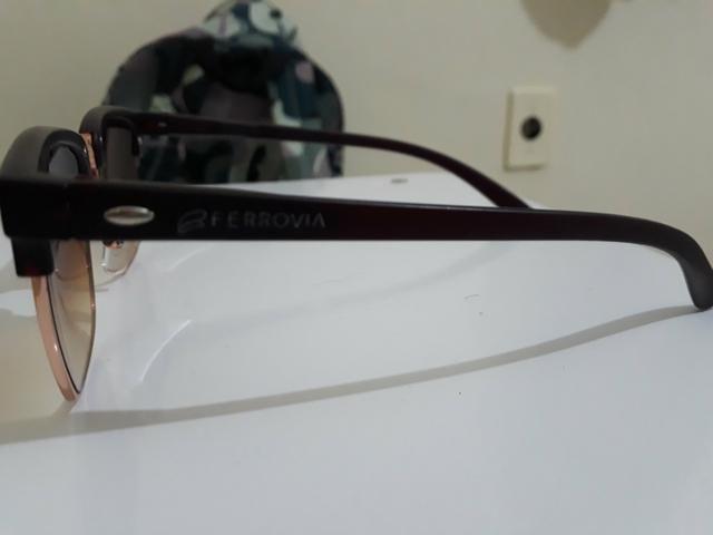 Óculos Ferrovia Original - Bijouterias, relógios e acessórios ... 858f40ee5b