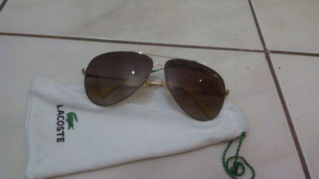 fd09c30dbf38e Óculos de sol Lacoste Original - Bijouterias, relógios e acessórios ...