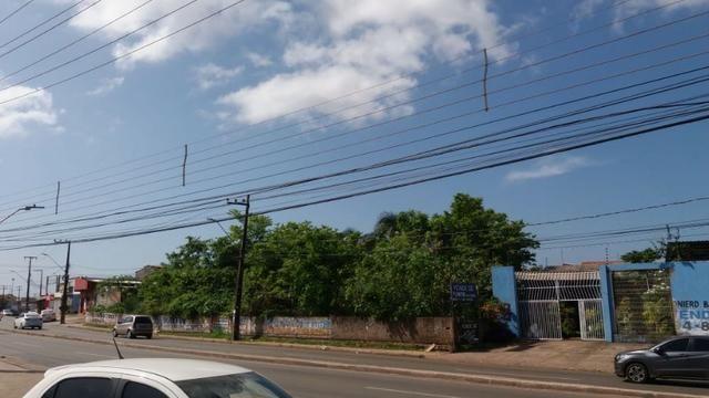 3 Lotes na Estrada de Ribamar/ 2300 m² / em frente ao Cond. Vitoria/ registrados - Foto 2
