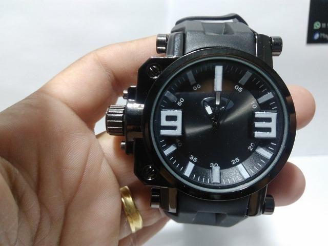 Relógio Diesel Dz7256 - Bijouterias, relógios e acessórios - Monte ... d97f8e31a9