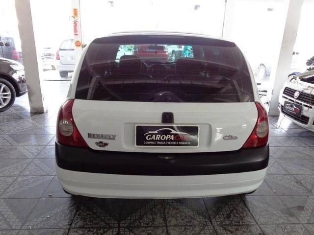 Renault Clio Legalizado suspensao e xenon - 2004 - Foto 4