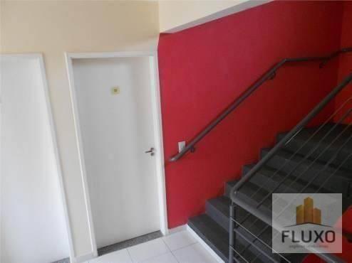 Apartamento com 2 dormitórios para alugar, 45 m² - jardim godoy - bauru/sp - Foto 2