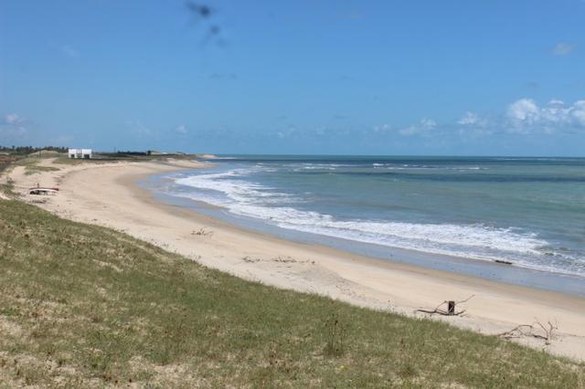 Excelente terreno beira mar na praia de Monte Alegre - TE0019 - Foto 10