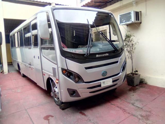 Micro ônibus mascarello granmicro 2011|12 - Foto 3