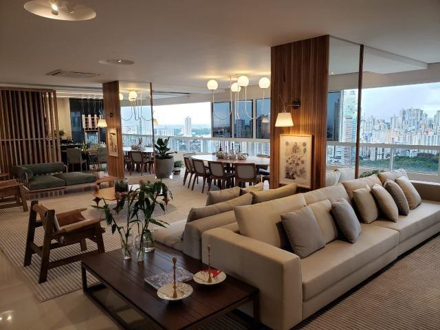 Apartamento 4 suites Setor Marista - Casa Opus Areião - Foto 3