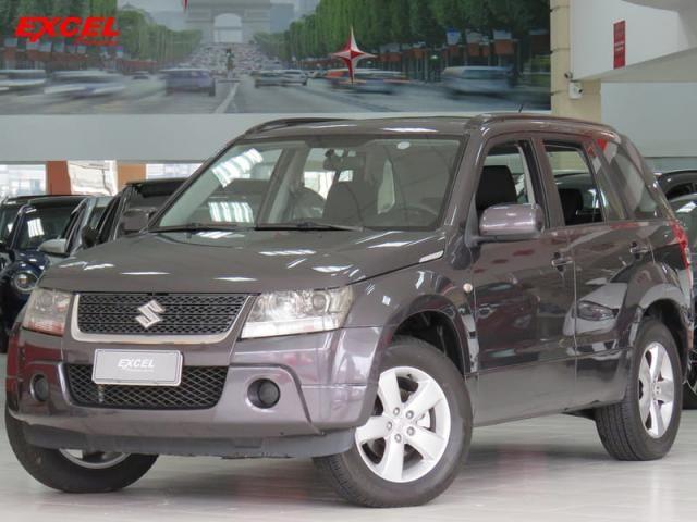 SUZUKI GRAND VITARA 2WD 4X2 2.0 16V 4P AUT. 2012