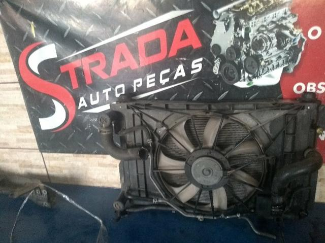 Kit radiador corolla