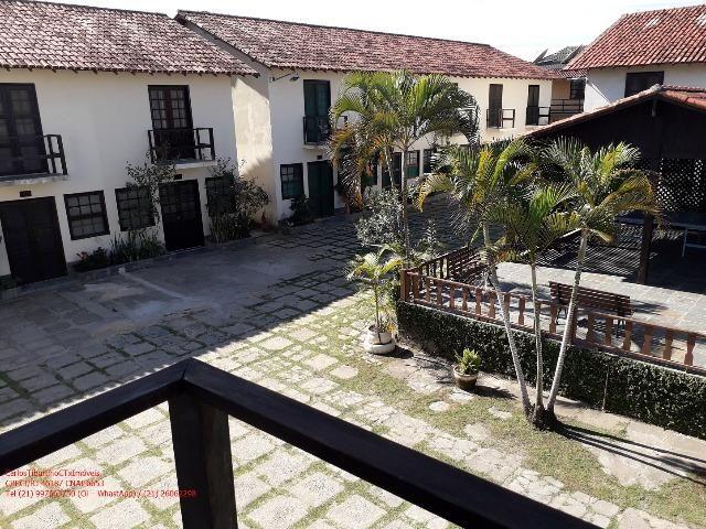 PC103 Linda Casa Duplex 2 Qtos, mobiliada, em Iguaba, Condomínio Lagoa Azul - Foto 2