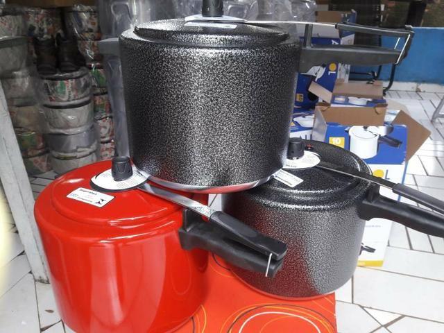 Panelas de pressão 10 litros