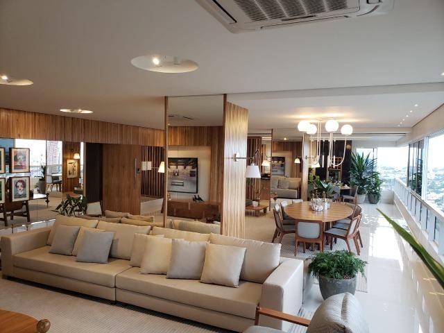 Apartamento 4 suites Setor Marista - Casa Opus Areião - Foto 2
