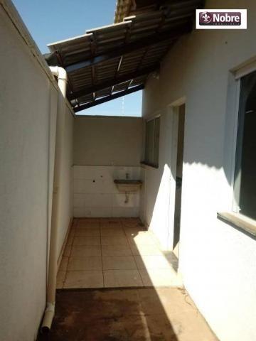 Casa com 2 dormitórios para alugar, 77 m² por r$ 870,00/mês - plano diretor sul - palmas/t - Foto 12