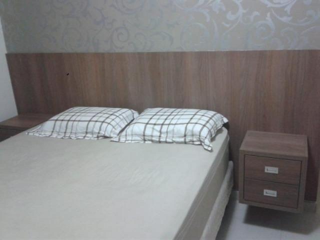 Excelente apartamento 2 Quartos com suíte montado e decorado - Foto 12