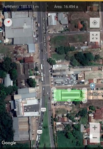Barracão av. Fernando correia da costa 2.000 m2 locação - Foto 3