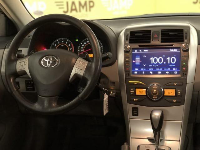 Toyota Corolla XEI 2.0 Flex VVT-I Automático 2013 - GNV - - Foto 12