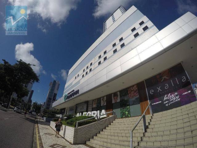 Sala para alugar, 32 m² por R$ 900/mês - Shopping Aldeota - Foto 7