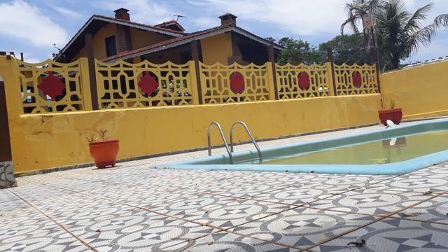 Alugo chácara com piscina Suzano