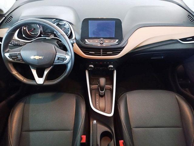Onix Plus Premier 2 1.0 Turbo Automático 2019/2020 - Foto 9