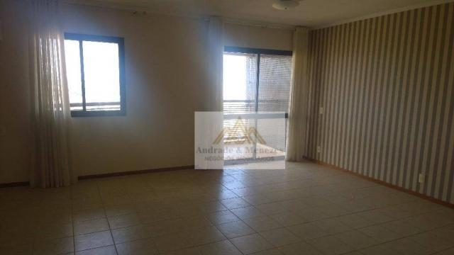 Apartamento com 3 dormitórios para alugar, 114 m² por R$ 2.000,00/mês - Jardim Irajá - Rib - Foto 3