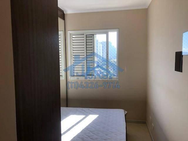 Apartamento com 2 dormitórios à venda, 51 m² por R$ 350.000,00 - Jardim Tupanci - Barueri/ - Foto 20