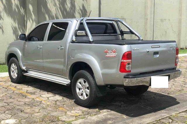 Toyota Hilux Cabine Dupla Hilux 3.0 TDI 4x4 CD srv (Aut) 2015 - Foto 4