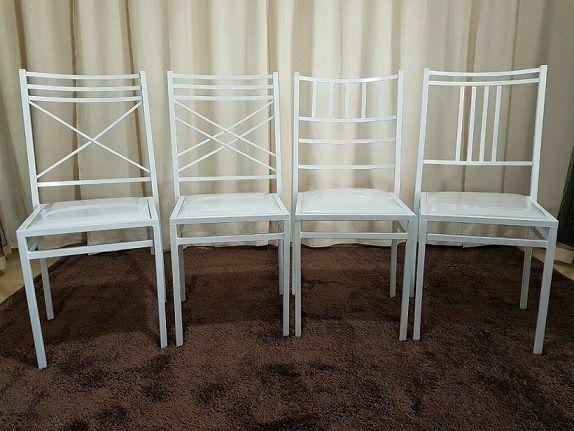 Conjunto Buffet Mesa c/4 Cadeiras - Fabrica - Foto 2