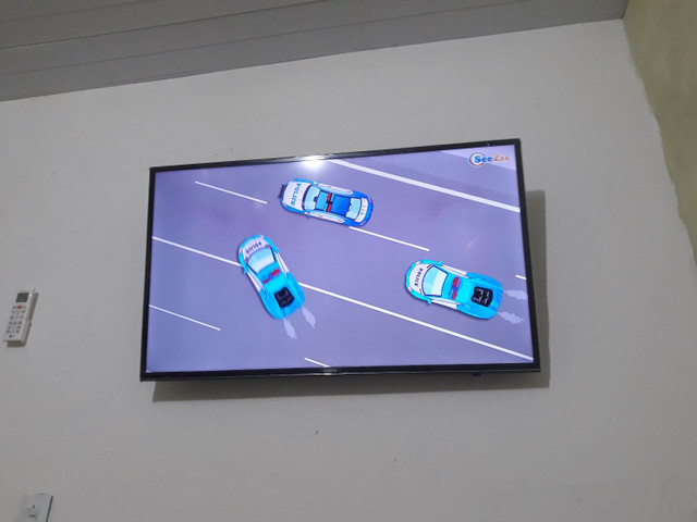 TV smart Samsung 43