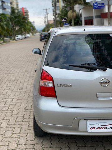 Nissan Livina 1.6 16V - Foto 10