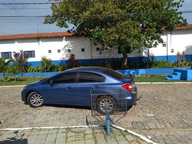 HONDA CIVIC 1.8 LXS AUTOMATICO 2015 - Foto 3