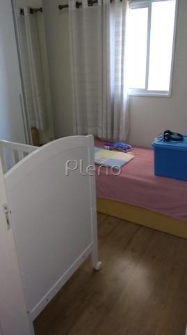 Apartamento à venda com 3 dormitórios em Parque prado, Campinas cod:AP026381 - Foto 9