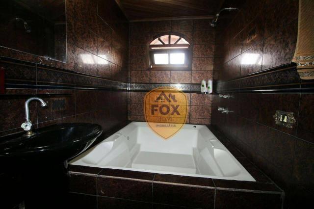 Sobrado com 3 dormitórios para alugar, 240 m² por R$ 5.500,00/mês - Cajuru - Curitiba/PR - Foto 9