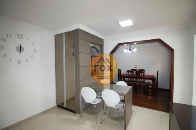 Sobrado com 3 dormitórios para alugar, 240 m² por R$ 5.500,00/mês - Cajuru - Curitiba/PR - Foto 7