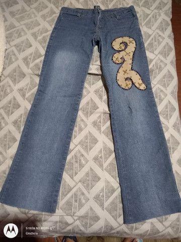 Calças jeans feminina 20,00 cada. - Foto 5