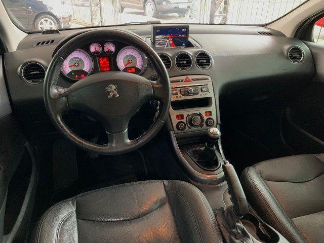 Peugeot 308 Allure 2.0 Mec. - TOP de linha - Novo!!! - Foto 3