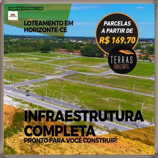 Loteamento Terras Horizonte{ Invista já} - Foto 4