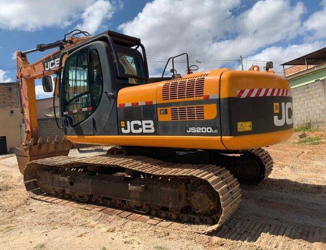 Vendo escavadeira hidráulica Jcb - Foto 2