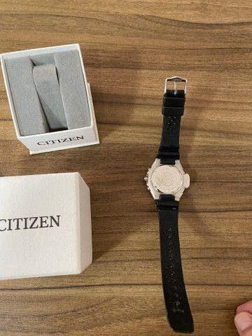Citizen eco drive 6 ponteiros - Foto 2