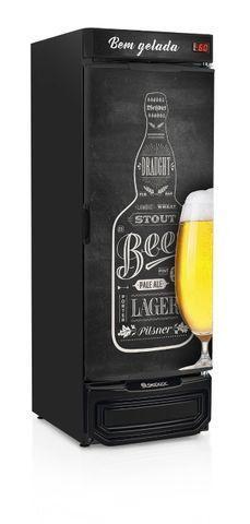 Cervejeira porta cega 570 litros gelopar (nova) Alecs