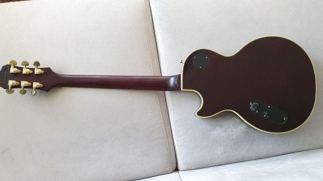Epiphone Les Paul Custom Prophecy GX - Foto 5