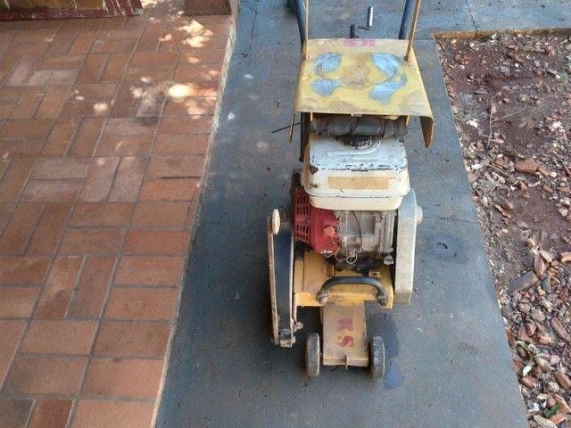 Cortadora de asfalto e pisos - Foto 2