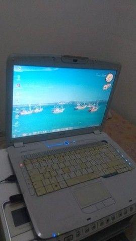 Imperdível- Lindo notebok Acer Branco Perola ,aceito proposta de preço - Foto 3